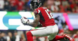 USATSI_10290499_168383805_lowres Falcons WR Mohamed Sanu Expected To Miss 2-3 Weeks With Hamstring Injury
