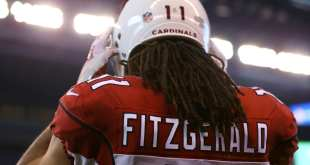 USATSI_10296164_168383805_lowres Larry Fitzgerald Will Only Play For Cardinals If He Continues NFL Career