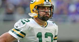 USATSI_10349083_168383805_lowres Packers Place QB Aaron Rodgers On Injured Reserve