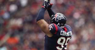 USATSI_10364507_168383805_lowres Texans Place DE Christian Covington On Injured Reserve