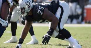 USATSI_9630637_168383805_lowres Raiders Sign DL Darius Latham To PS, Release Raiders WR Tevaun Smith