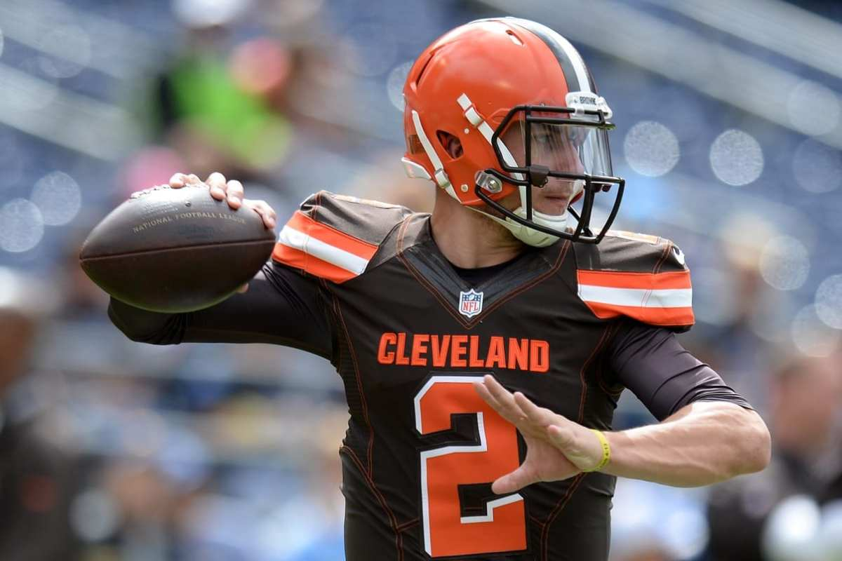 NFL Notes: Johnny Manziel, 49ers, Eagles