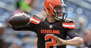 Johnny-Manziel-7 NFL Notes: Johnny Manziel, Orlando Brown, Draft