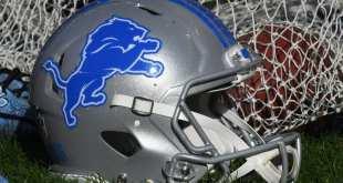 Lions-Helmet-7 Lions Re-Sign DE Jeremiah Valoaga To Practice Squad, Release LB Thurston Armbrister