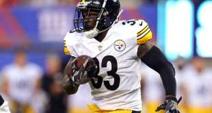 USATSI_10218748_168383805_lowres Steelers Promote RB FitzgeraldToussaint, Waive RB Terrell Watson