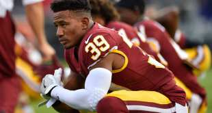 USATSI_10219263_168383805_lowres Redskins Waive DB Stefan McCLure From IR With Settlement