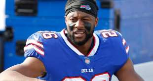 USATSI_10377486_168383805_lowres Bills RB Taiwan Jones Out For Season With Broken Arm