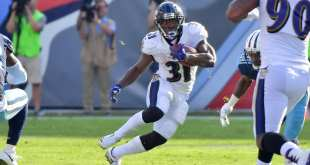 USATSI_10394393_168383805_lowres Ravens Waive RB Bobby Rainey, Claim OT Andrew Donnal From Rams