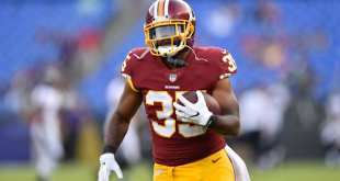 USATSI_10219310_168383805_lowres Redskins Re-Sign RB Kenny Hilliard To Practice Squad