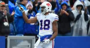 USATSI_10384926_168383805_lowres Bills Place WR Andre Holmes & RB Travaris Cadet On IR, Promote Three