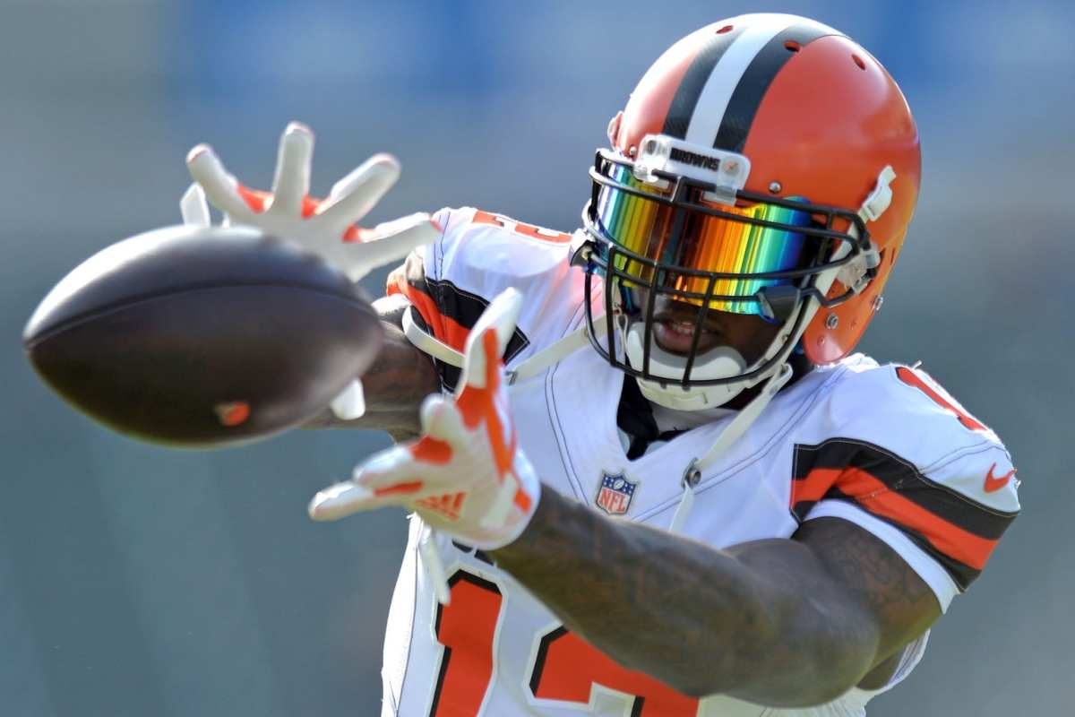 Patriots Trade 5th-Rd Pick To Browns For Josh Gordon & Conditional Late-Rd Pick