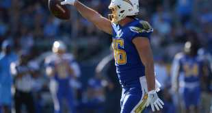 USATSI_10458611_168383805_lowres Chargers TE Hunter Henry Out For Season With Torn ACL