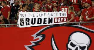 "USATSI_10486379_168383805_lowres ""Growing Sense"" Jon Gruden Returns As Buccaneers' Head Coach"