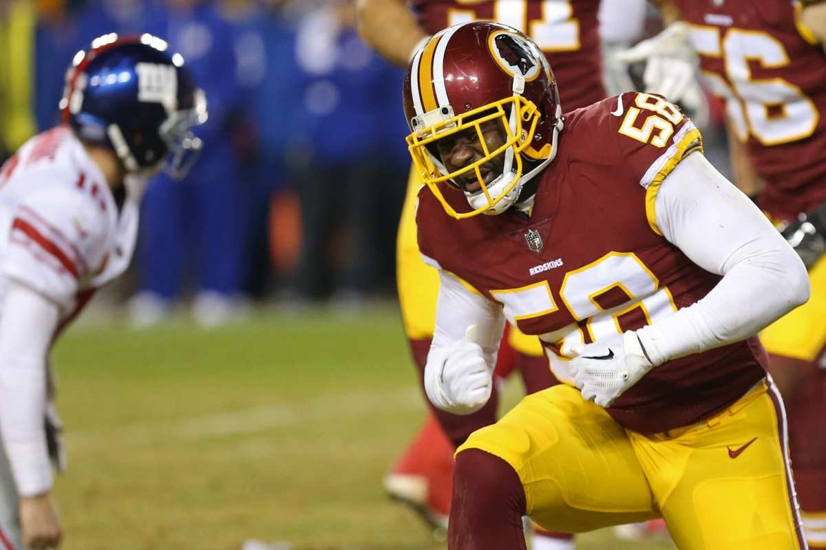 Redskins Pull Offer To Junior Galette, Several Teams Interested Including Browns & Rams
