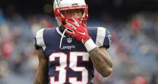 USATSI_10497846_168383805_lowres Patriots RB Mike Gillislee Will Be Inactive For AFC Championship Game