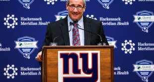 USATSI_10504199_168383805_lowres Giants GM Dave Gettleman Diagnosed With Lymphoma