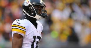USATSI_9762426_168383805_lowres Steelers WR Eli Rogers Suffered Torn ACL Last Weekend