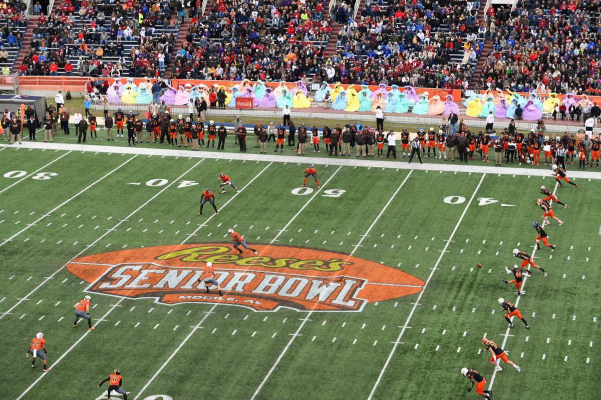 2018 Senior Bowl Rosters