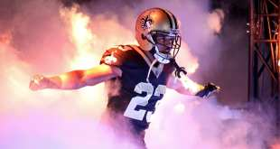USATSI_10287734_168383805_lowres Saints CB Marshon Lattimore Named 2017 Defensive Rookie Of The Year