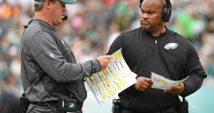 USATSI_10335422_168383805_lowres Eagles Interviewing Duce Staley & Mike Groh For Offensive Coordinator Job