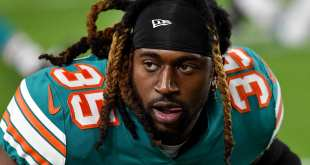 USATSI_10474082_168383805_lowres Dolphins Re-Signing DB Walt Aikens To Two-Year Deal
