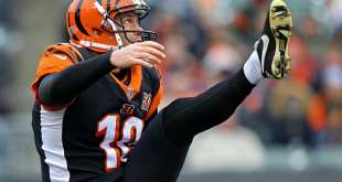 USATSI_10478608_168383805_lowres Bengals Re-Sign P Kevin Huber