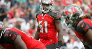 USATSI_10466609_168383805_lowres Buccaneers LB Kendell Beckwith Undergoes Ankle Surgery After Being Involved In Car Accident