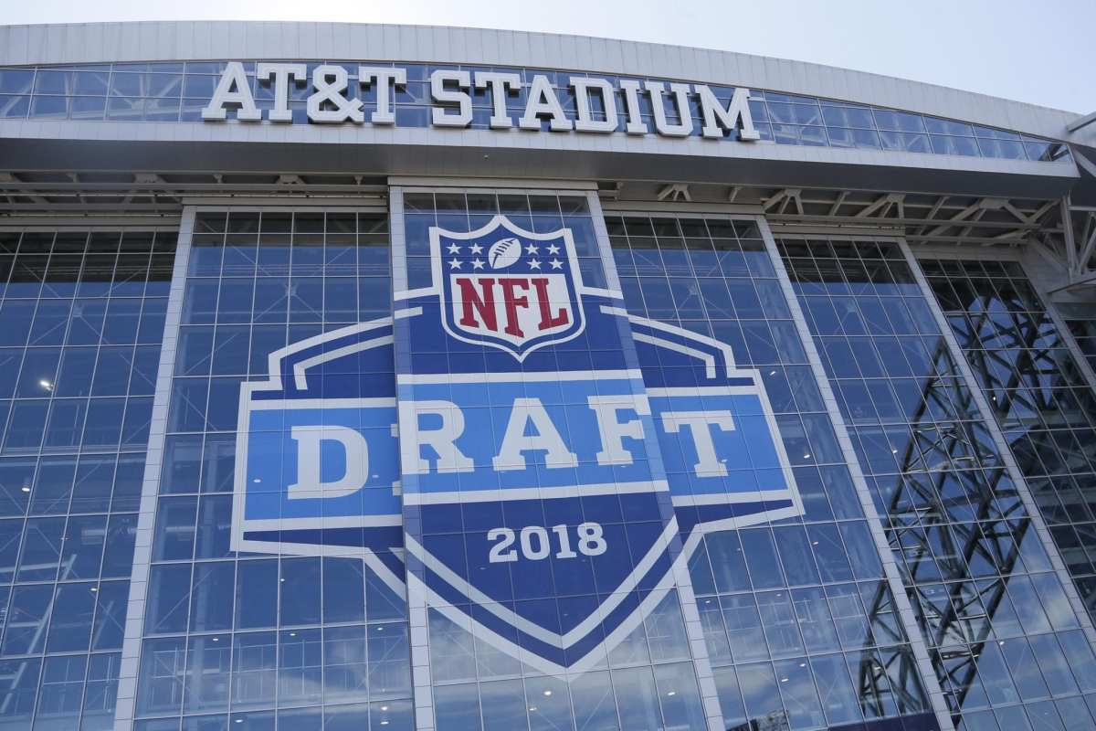 2018 NFL Draft Tracker
