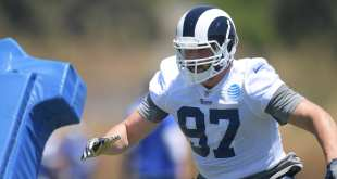 USATSI_10078590_168383805_lowres Rams DE Morgan Fox Out For Season With Torn ACL