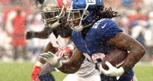 USATSI_10322394_168383805_lowres Giants Waive RB Paul Perkins With Injury Designation