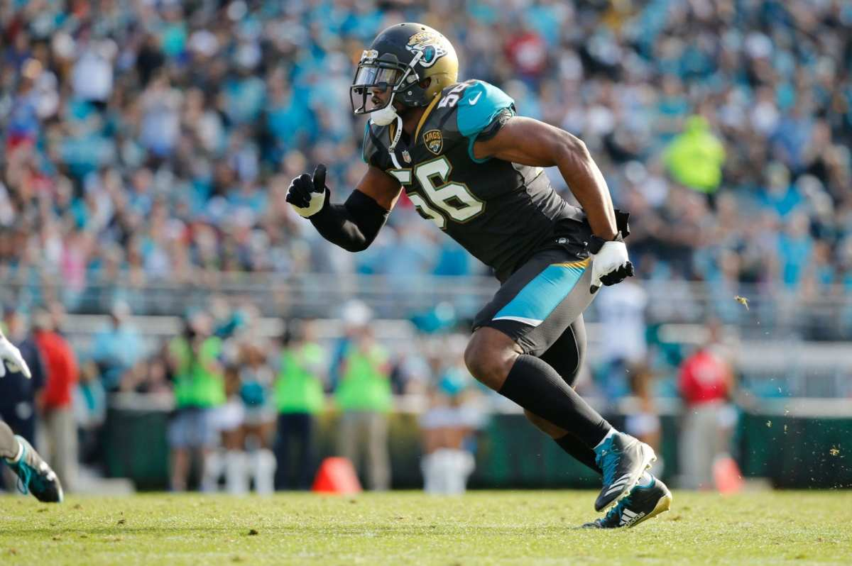Jets Reached Out To Jaguars About Potential Trade For DE Dante Fowler Jr