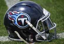 Titans Helmet