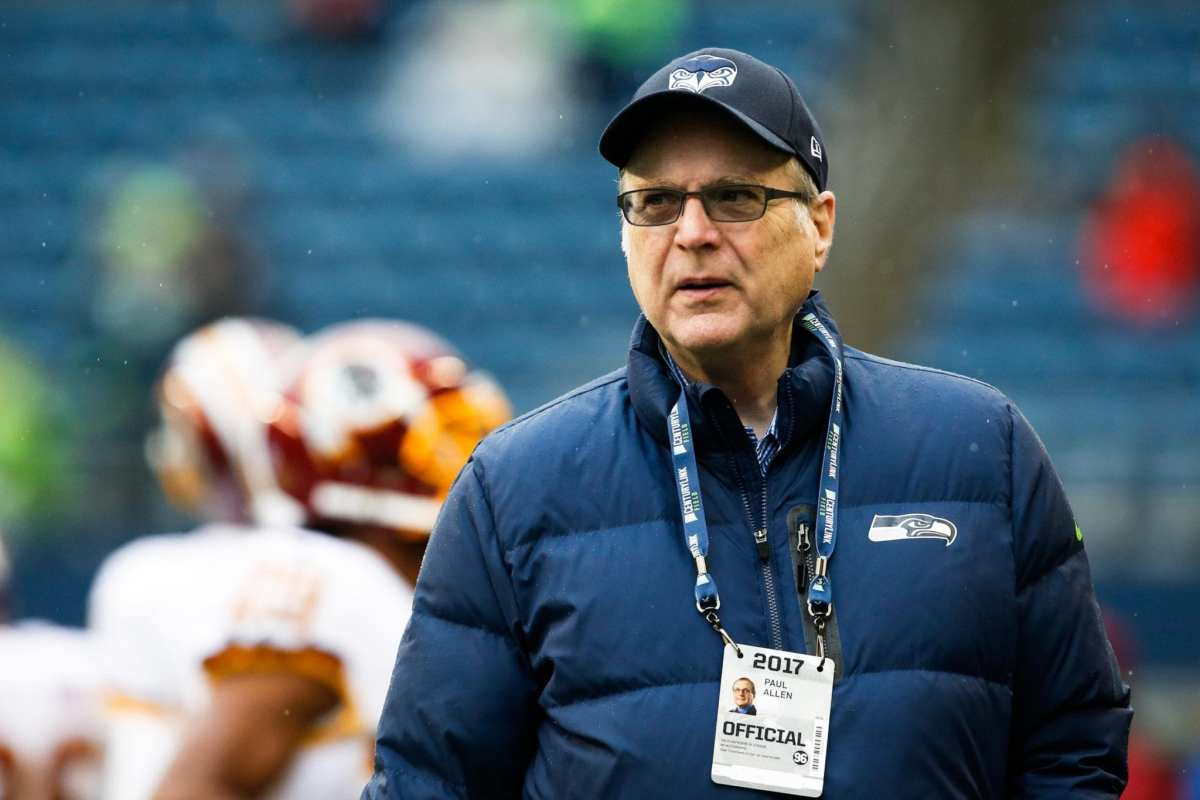 Seahawks Owner Paul Allen Dies At 65