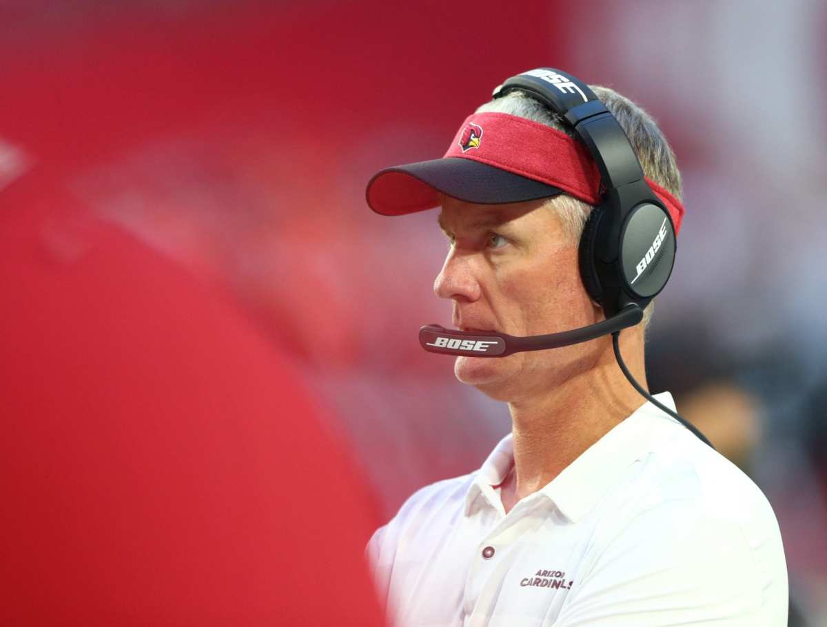 Cardinals Fire OC Mike McCoy, Promote QBs Coach Byron Leftwich