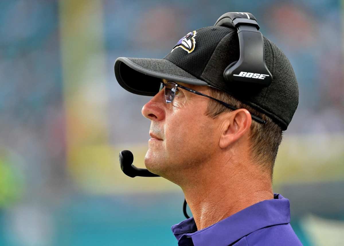 Ravens & John Harbaugh Expected To Mutually Part Ways After Season