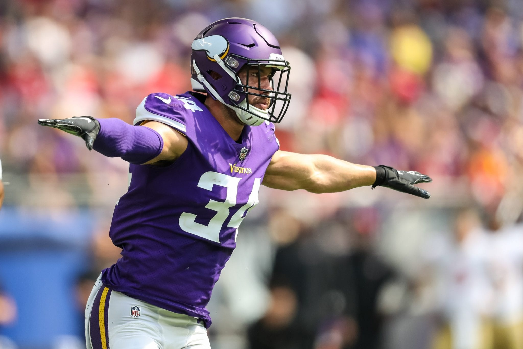 d558257b8 Eagles Signing S Andrew Sendejo To One-Year Deal