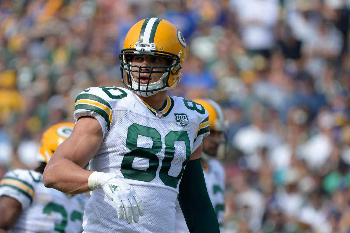 Packers TE Jimmy Graham Out For Foreseeable Future With Broken Thumb