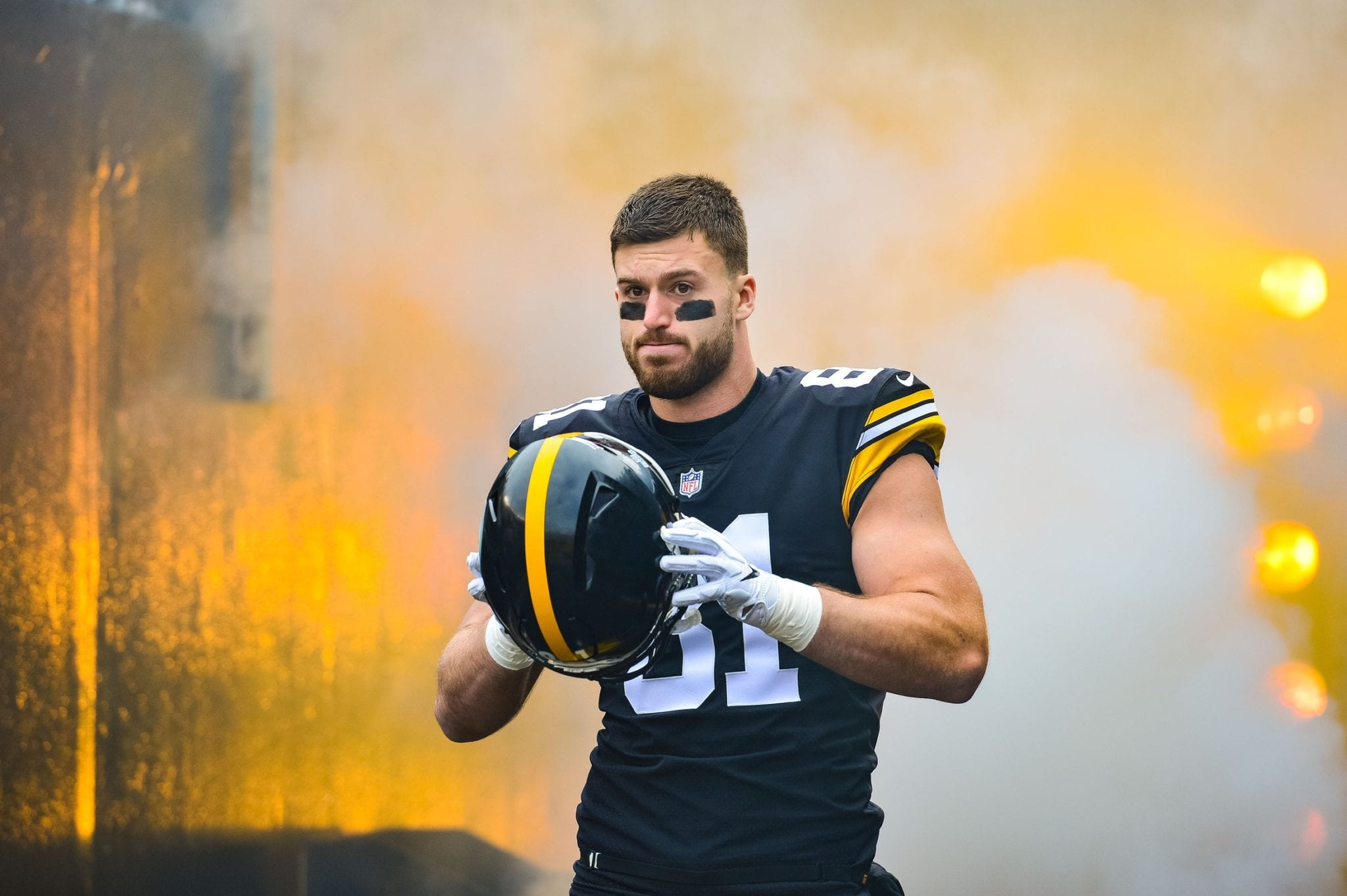 7633351a Lions Sign TE Jesse James To Four-Year, $25M Deal   NFLTradeRumors.co