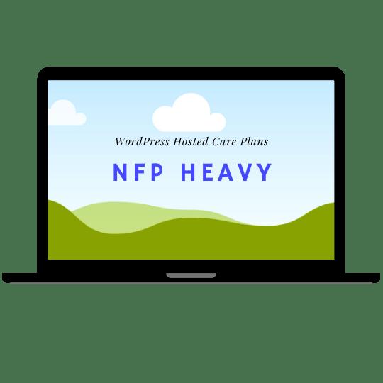 NFP Heavy WordPress Care Plans