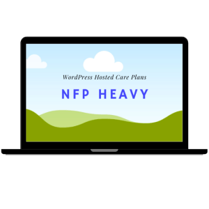 NFP Heavy WordPress Care Plans