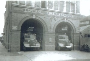 Worthing Central Fire Station