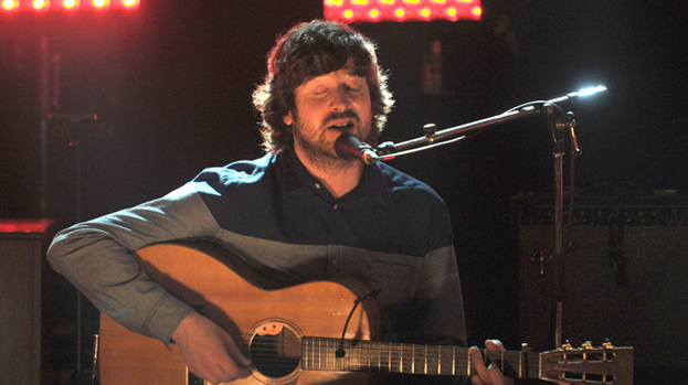 Kris Drever from Lau 'Later with Jools Holland' TV programme, London, Britain - 20 Nov 2012