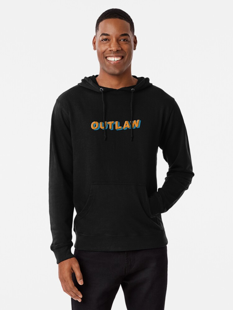 Outlaw Thin Hoodie