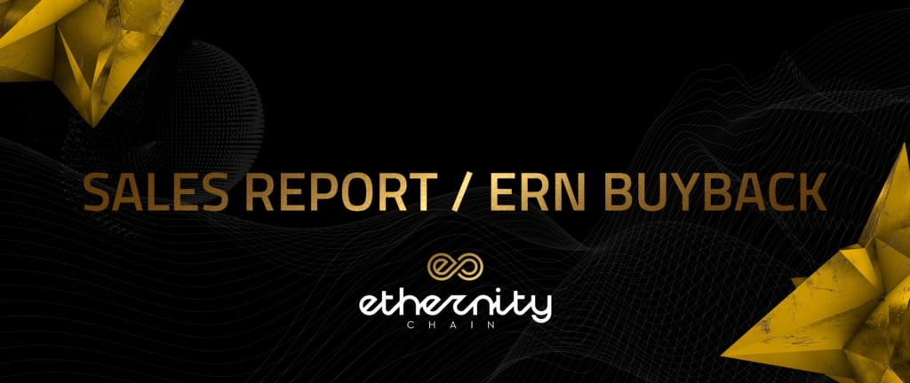ETHERNITY SALES REPORT & ERN BUYBACK—Drops from 0–3 - NFT News Today