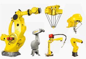 fanuc robots