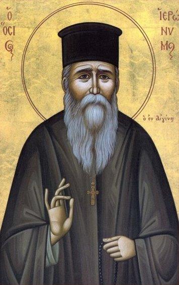 Image result for Saint Ieronymos