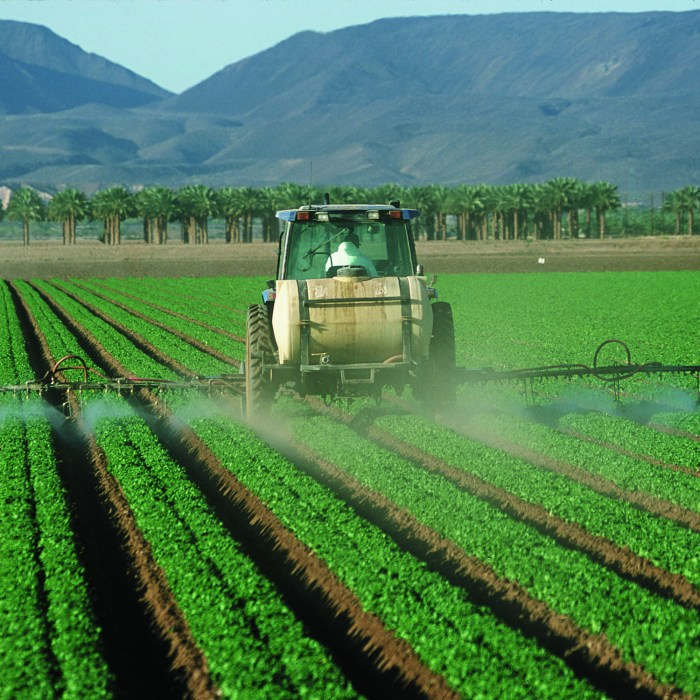 What Can Farmers Do About Climate Change? Weed Control and Herbicides