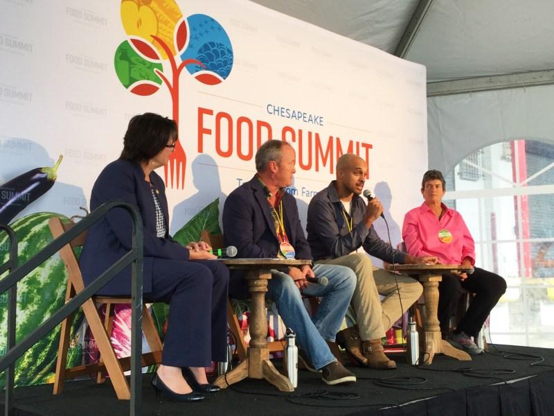 Regional Food System Leaders Unite at Chesapeake Food Summit