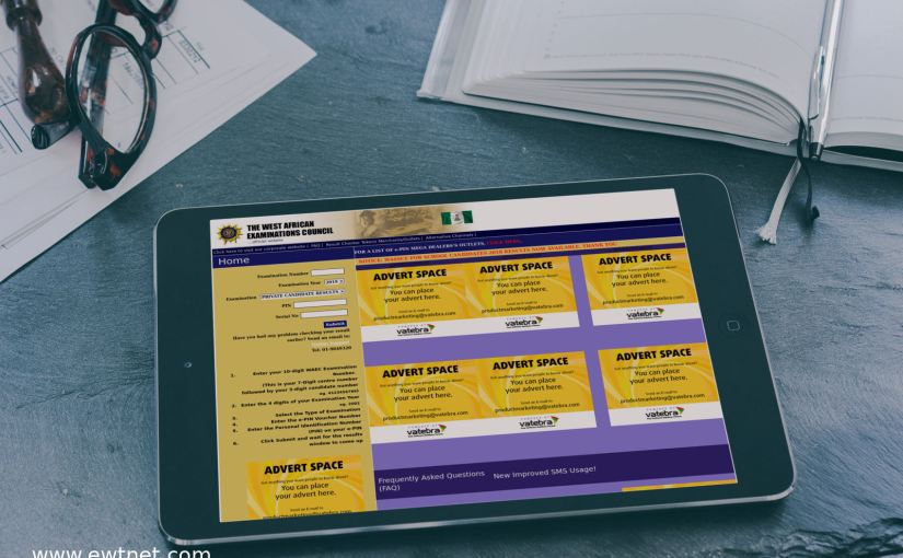 Check WAEC Result with your Mobile Phone