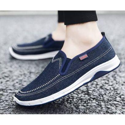 Unisex Leisure Fashion Sneaker - Light Blue